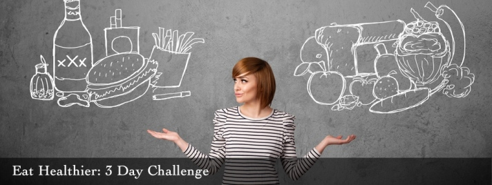 Eat healthier challenge
