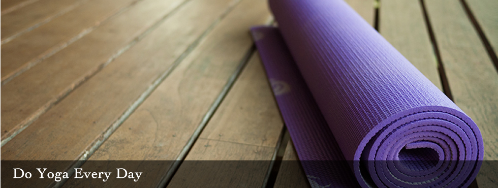 do yoga every day 2