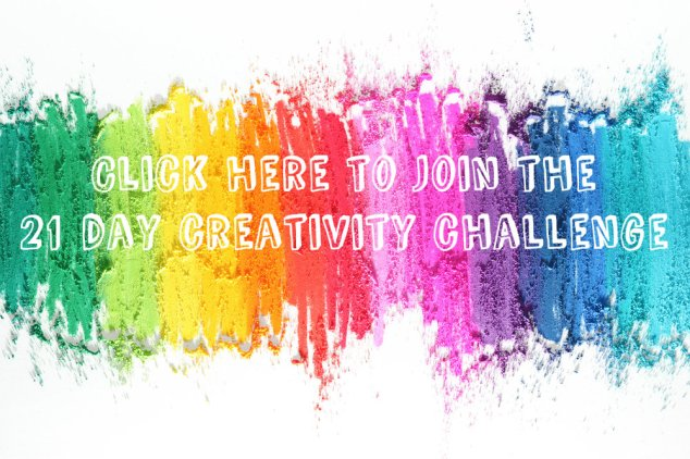 join the creativity challenge