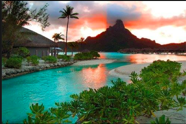 dreaming of bora bora